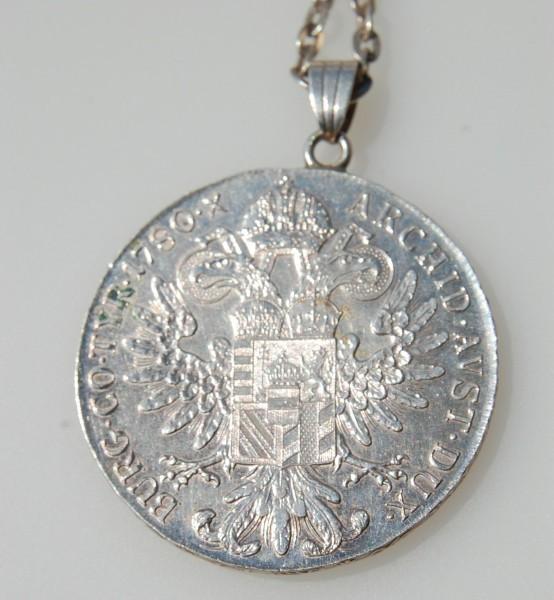Maria Theresia Taler Anhänger